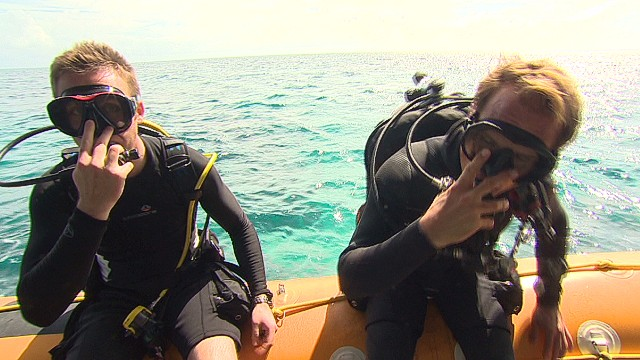 Diving deep into the Great Barrier Reef