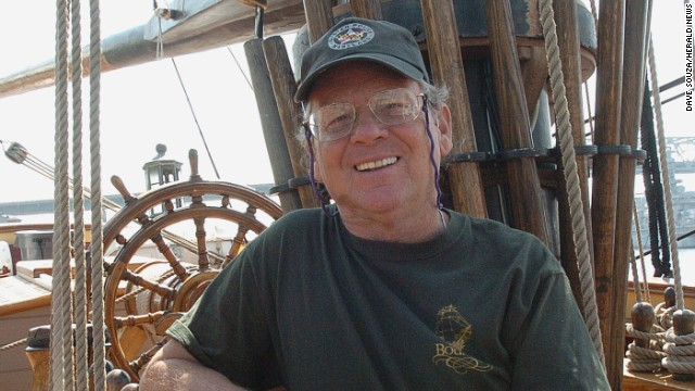 Capt. Robin Walbridge, who died in last year's shipwreck, commanded the Bounty for 17 years.