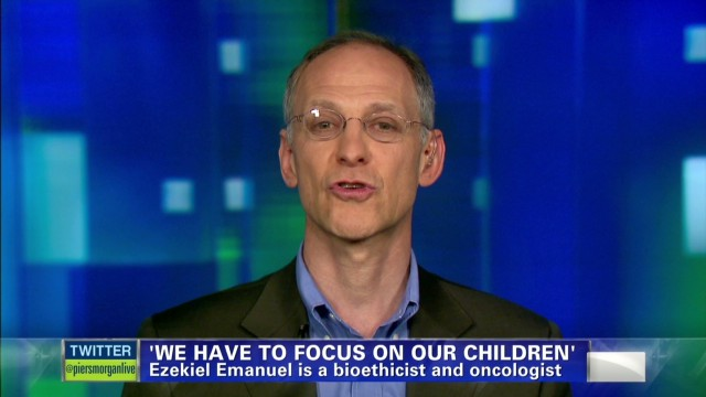 Ezekiel Emanuel on health care