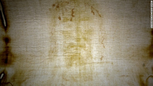 Shroud of Turin will be shown on TV