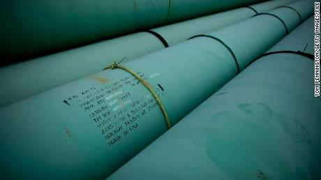 The Keystone pipeline ... explained