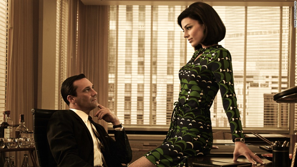Mad Men': The Uncensored, Epic, Never-Told Story Behind AMC's ...