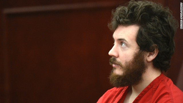 Death penalty sought for James Holmes