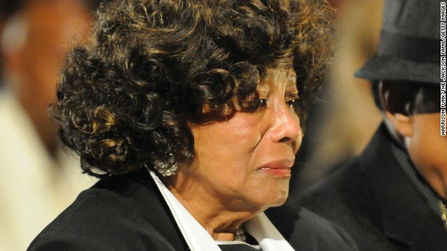 Katherine Jackson, shown in April, is a plaintiff in the wrongful death lawsuit against concert promoter AEG  Live.