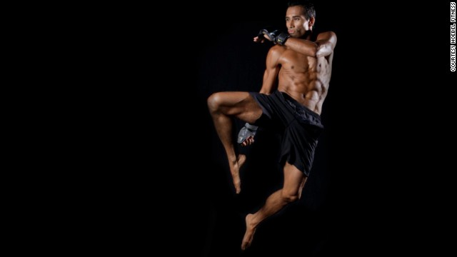 Brett Hoebel is an expert in mixed martial arts and fitness training.