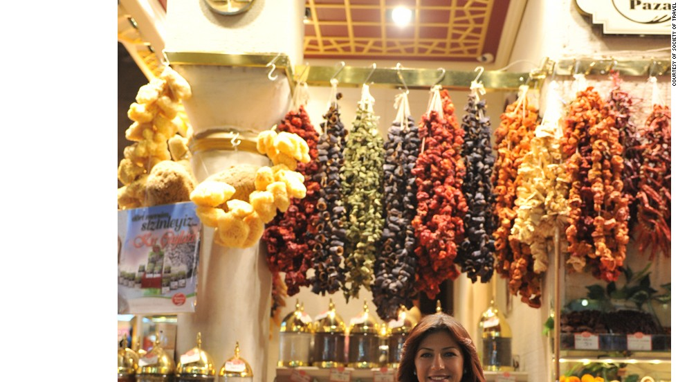 Nirvana Asaduryan and her team of guides can take you through the thousands of stands that make up Istanbul's famous Grand Bazaar and help you navigate the hard bargaining that goes with it.