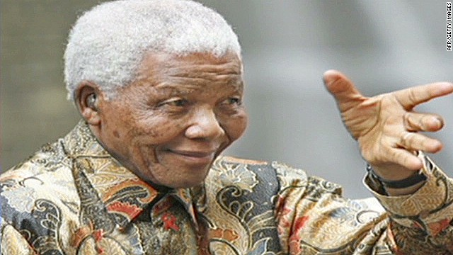 Spokesperson: Celebrate Mandela's life