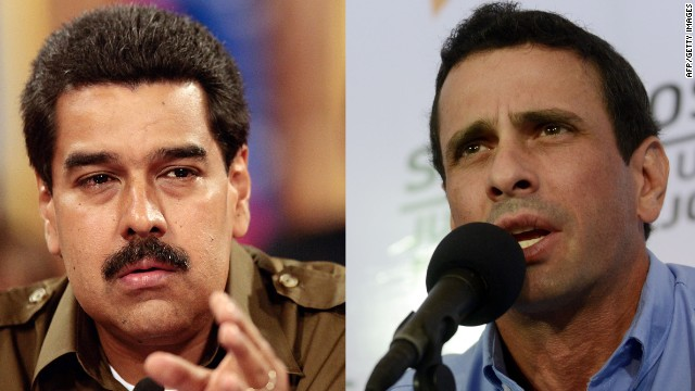 Venezuela's presidential race heats up