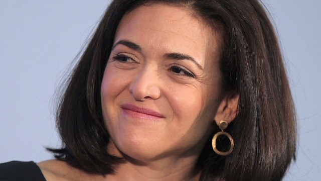 Facebook boss empowers women