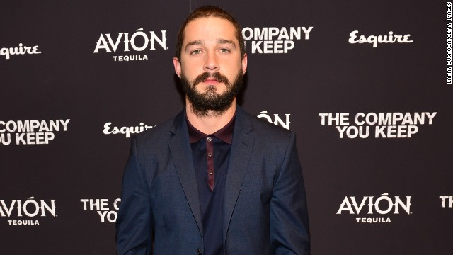 Shia LaBeouf's cloudy plagiarism apology