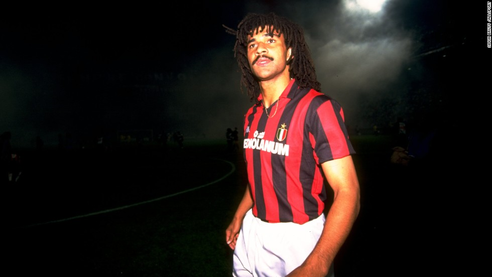 We are happy to announce that two time European Cup winner Ruud Gullit will be our guest for this week's CNN FC!Joining him, we will have once again Mina Rzouki, who will certainly add a a lot more to our conversation.Tune in this Thursday on CNN at 17.00GMT for CNN Football Club