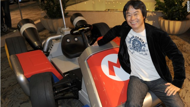 "Shigeru Miyamoto, the Nintendo designer of ""Super Mario Bros."" and ""Legend of Zelda,"" says it's very early for the Wii U."