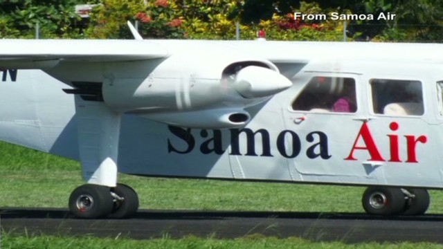 Samoa Air CEO defends 'pay as you weigh'