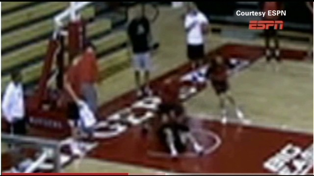 Amaechi: Rutgers coach should be fired