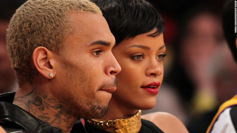 Face and neck tattoos not widely accepted cnn for Chris brown neck tattoo rihanna face