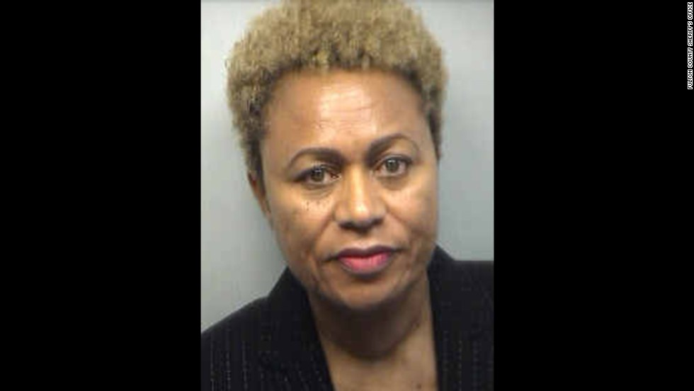 Sharon Davis-Williams was an executive director for the school system.