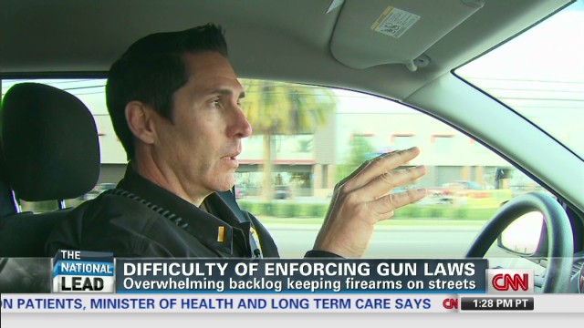 Enforcing gun laws an underfunded battle