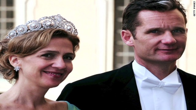 What does Princess Cristina know?