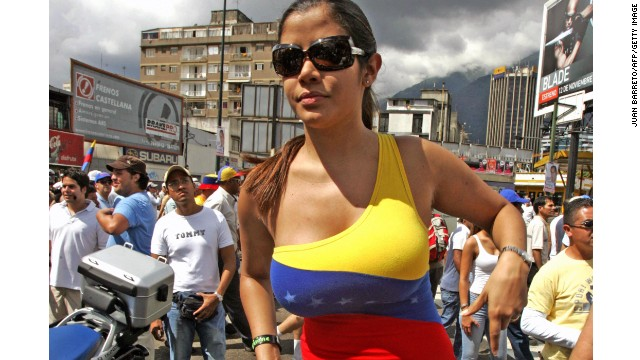 In Caracas, Venezuela, even the shirts are too loud. The city doesn't measure its noise levels, but if they did many think it would be one of the world's most raucous towns, with many residents being fined for noise-related misdemeanors. Excess noise is directly related to stress.