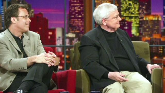Richard Roeper: Glad Ebert is at peace