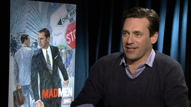 'Mad Men' casting swap
