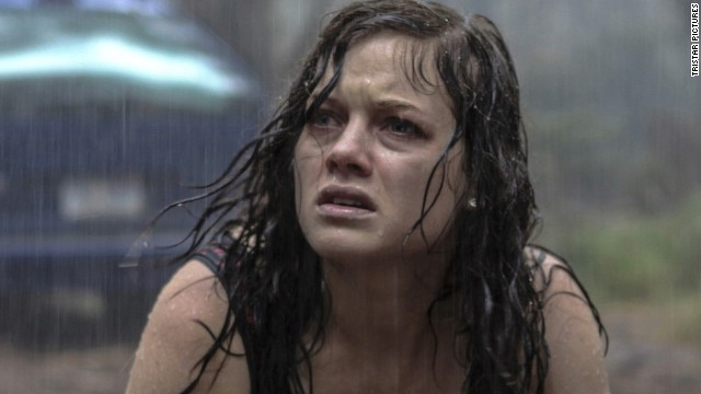 "Jane Levy stars as Mia in ""Evil Dead."""