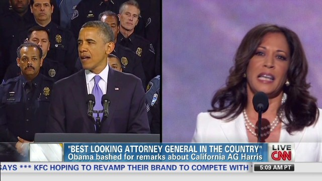 Obama comments sexist or complimentary?
