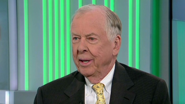 Tycoon T. Boone Pickens picks fight