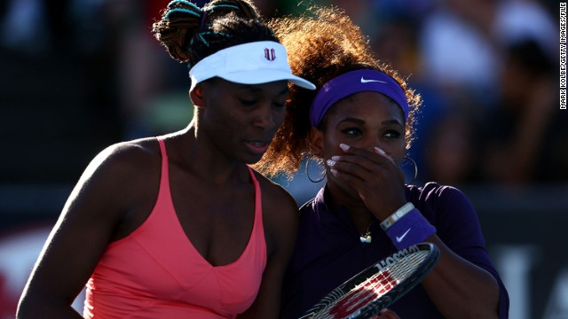 Serena and Venus Williams both had their medical records hacked.