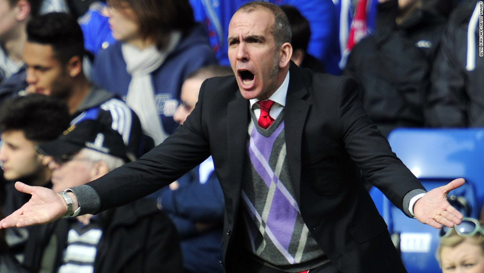 """If I have to answer every comment it's difficult,"" Di Canio told reporters. ""As a person you don't change, but you become an adult, you become a manager.""<br />"