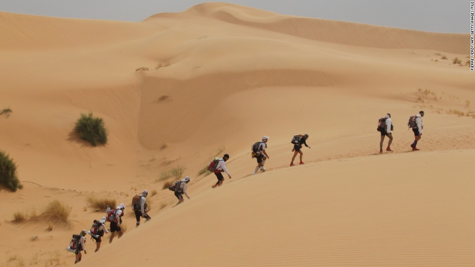 Attracting both novice and expert runners, the MDS is seen by many as the ultimate ultra-marathon.