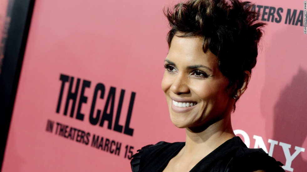 "Halle Berry's short hair has become so closely associated with her that she often likes to change it for movie roles. For ""The Call,"" she chose to wear a curly wig that many observers didn't love, but it was part of the job. ""It's becoming harder and harder for actors to escape who they really are and have people suspend belief,"" <a href=""http://marquee.blogs.cnn.com/2013/03/05/the-story-behind-halle-berrys-hair-in-the-call/?iref=allsearch"" target=""_blank"">she said.</a> ""For me, the first thing that has to go is (my) hair."""