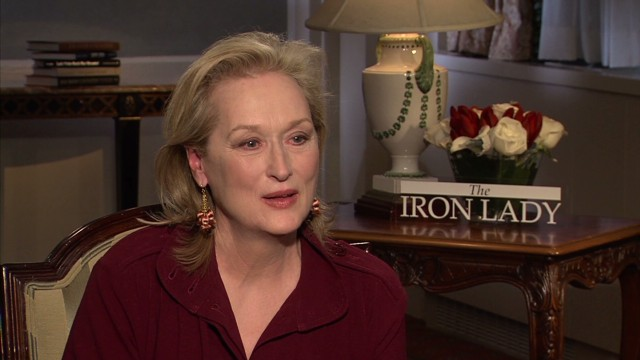 Streep: Thatcher paved the way for women