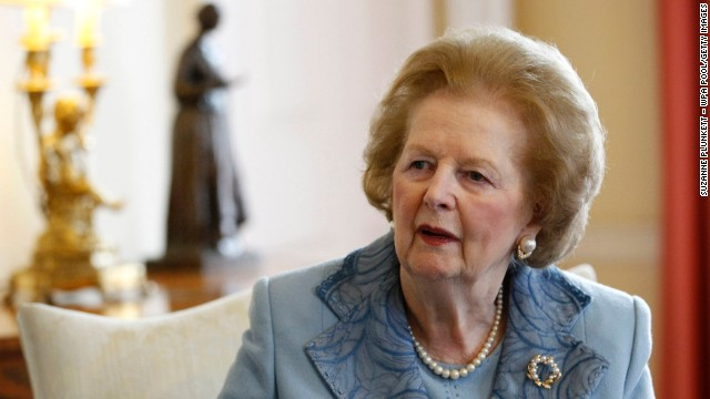 Kissinger: Thatcher's strong convictions