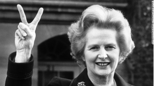 Thatcher impersonator talks 'Iron Lady'