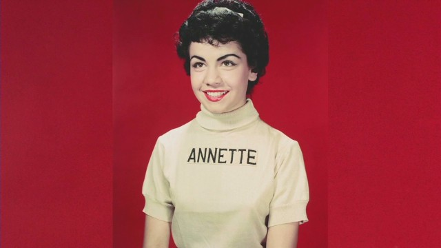 Remembering Annette Funicello