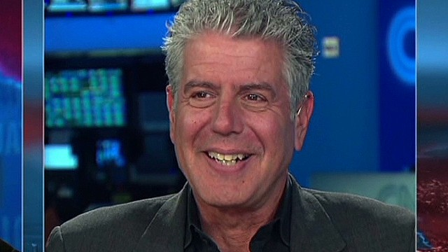 Bourdain: I'd love to go to North Korea
