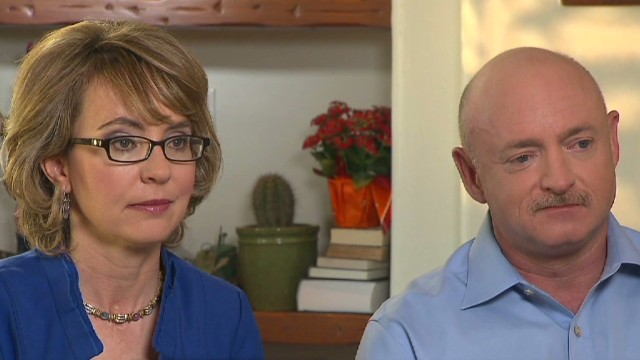 Gabby Giffords appreciates guns