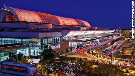 Singapore Changi Airport has been crowned the best in the world for the second year in a row at the World Airport Awards.
