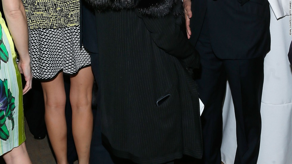 Mary-Kate Olsen attends an event in New York City.