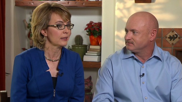 Gabby Giffords vows to be 'tougher'