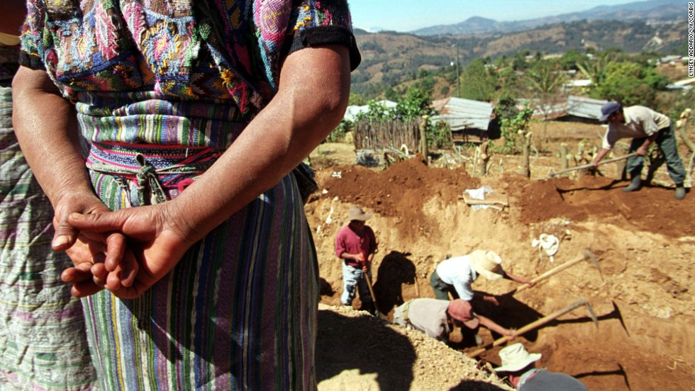 the wars and genocide in guatemala The 1994 genocide and war left a large number of genocide in guatemala is the property of its rightful owner do you have powerpoint slides to share.