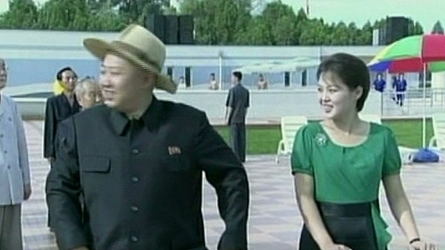 Inside look at Kim Jong Un's family