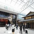 Tokyo haneda departure hall