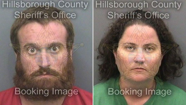 Joshua Michael Hakken and Sharyn Patricia Hakken were arrested in connection with the alleged abduction of their sons, with whom they sailed to Cuba.