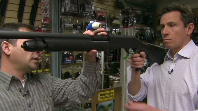 Could new laws change gun buys?