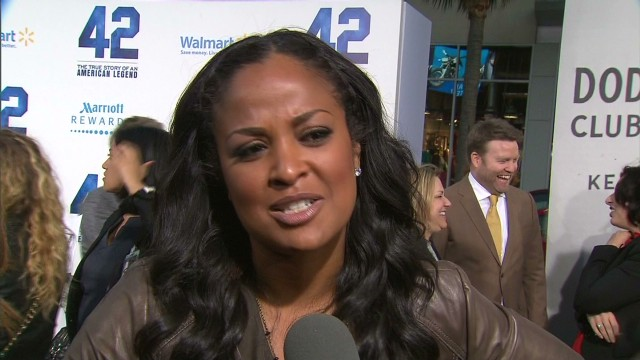 Laila Ali: Athletes today 'have it easy'