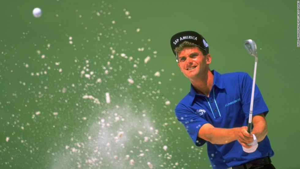 Five-time PGA Tour winner Jesper Parnevik shot onto the American golf scene thanks to his flip-brimmed hats and distinct wardrobe designed by Johan Lindeberg. The stylish Swede signed a deal with Cobra Puma Golf in early 2013.