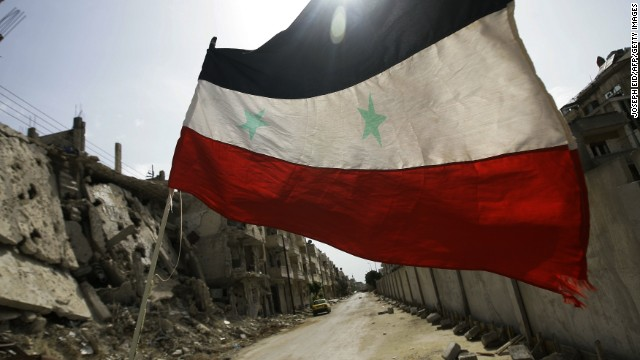 What will the U.S. do with Syria?
