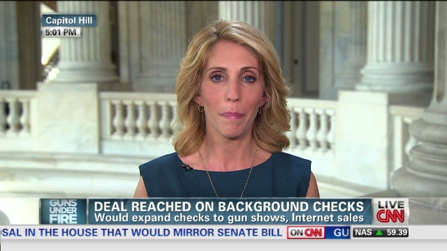 Deal reached on background checks